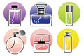 Perfume Bottles Royalty Free Stock Photography - 18976547