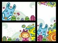 Easter Banners 1 Stock Images - 18980844
