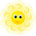 Sun Smile Stock Images - 18981474