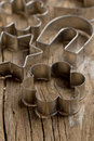 Metal Cookie Cutters Stock Photo - 18993840