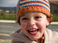 Cute Little Boy Smiling Stock Photography - 1903762