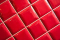 Red Tile Royalty Free Stock Photography - 19020167