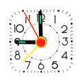 Clock Showing 9 O Clock Stock Images - 19035164