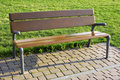 Park Bench Royalty Free Stock Photography - 19037427