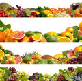Fruit And Vegetables Royalty Free Stock Images - 19040319