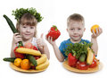 Healthy Food Of Children. Royalty Free Stock Photography - 19044427