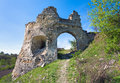 Ancient Fortress Ruins Royalty Free Stock Photography - 19044527