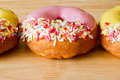 Iced Donuts Royalty Free Stock Photo - 19053085