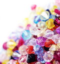 Glass Beads Royalty Free Stock Image - 19073226