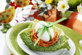 Easter Table Setting Royalty Free Stock Image - 19138106