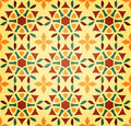 Floral Islamic Seamless Pattern Stock Image - 19140881