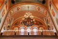 Ceiling Inside Cathedral Of Christ The Saviour Stock Photos - 19152773