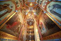 Walls Inside Cathedral Of Christ The Saviour Royalty Free Stock Photography - 19152797