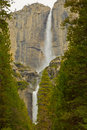 Upper And Lower Yosemite Falls Stock Images - 19202504