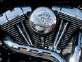 V-twin Motorcycle Engine Stock Photos - 19281003