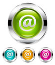 Email Button Stock Images - 19295264