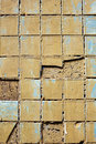 Texture Of The Old Tile Wall Stock Photos - 19298743