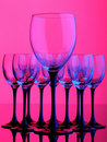 Wine Glass Royalty Free Stock Photography - 19339357