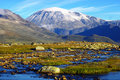 Picturesque Norway Mountain Landscape. Stock Photography - 19355062
