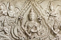 Buddha Statue In Thai Style Molding Art. Royalty Free Stock Photos - 19365368