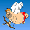 Fat Cupid Stock Images - 19372224