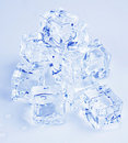 Ice Cubes Royalty Free Stock Photography - 19393787