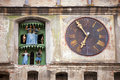 Old Clock Tower Royalty Free Stock Photo - 19403905