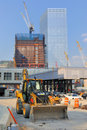 World Trade Center Construction Stock Images - 19426684