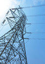 Power Transmission Tower Stock Images - 19429854