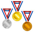 Medals Royalty Free Stock Photos - 19456778