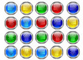 Arrow Buttons Royalty Free Stock Image - 19475596