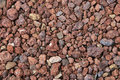 Red Gravel Royalty Free Stock Image - 19496336