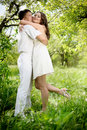 Young Couple In Love Stock Photography - 19544792