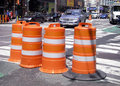 Road Construction Royalty Free Stock Image - 19566666