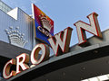 Crown Casino In Melbourne Stock Photography - 19588812