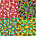 Abstract Colourful Background From A Multi-colored Stock Image - 19591231