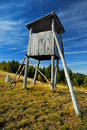 Hunting Tower Royalty Free Stock Photos - 19591588