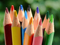 Colored Pencils Royalty Free Stock Images - 1961559
