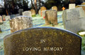 In Loving Memory Royalty Free Stock Images - 1965179