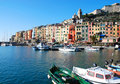 Colorful Seaside Italian Town Stock Images - 1966794