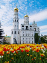 Ivan The Great Bell-Tower Complex, Moscow Royalty Free Stock Photo - 19609345