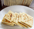 Crackers Royalty Free Stock Photo - 19646855