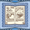 Blue Spell Book Royalty Free Stock Photos - 19656868