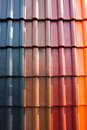 Roof Tiles Royalty Free Stock Image - 19701116