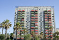 Apartments Building, Raw Royalty Free Stock Photography - 19728737