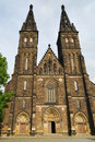 Prague.  St.Peter And Paul In  Vysehrad Royalty Free Stock Photography - 19735457
