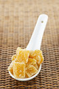Candied Ginger Pieces Stock Photos - 19741923
