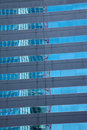 Distorted Reflection Of A Building Stock Photo - 19751660