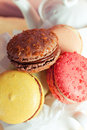 Yummy Macaroon Stock Images - 19752954