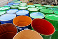 Standard Oil Barrels Royalty Free Stock Photography - 19777317